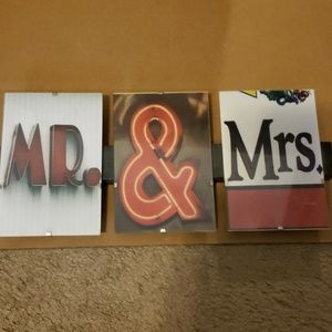 Handmade Wedding Sign